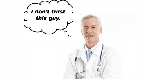 Five Simple Ways to Build Trust in Medical Sales