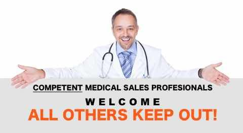 do I need medical sales training