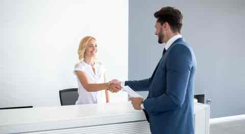 Medical Sales: Act Like a Guest